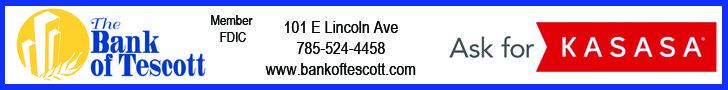 Bank of Tescott Lincoln branch
