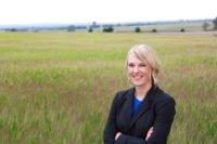 Lincoln County Economic Development Foundation (LCEDF) Director Kelly Larson