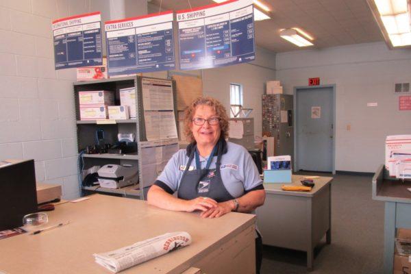 Barnard post office