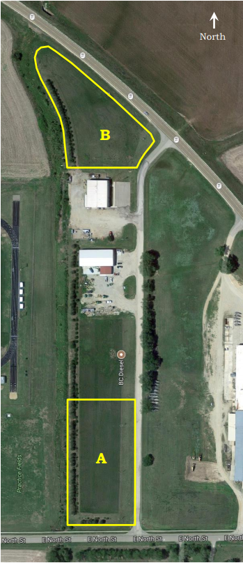 Free Industrial Lots available in Lincoln, KS.