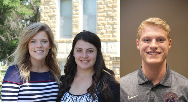 Bethany Pingel, Miki Blair, and Drake Koops gain valuable real-world work experience as interns for Lincoln County Economic Development Foundation and O'Hare Law, LLC.