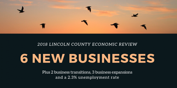 2018 Lincoln County Economic Year in Review