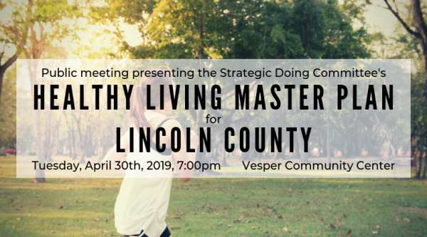 Healthy Living Master Plan